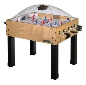 Wonderful Carrom Premium Bubble Hockey Table With Spare Parts