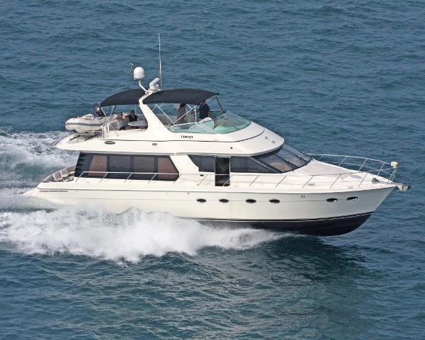 CARVER 570 Voyager Pilothouse for Sale in Dania, Florida ...