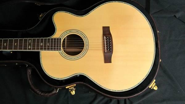 carvin electric acoustic 12 string guitar c980t12 for sale in brick new jersey classified. Black Bedroom Furniture Sets. Home Design Ideas