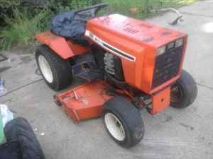 Case Garden Tractor Owosso For Sale In Lansing