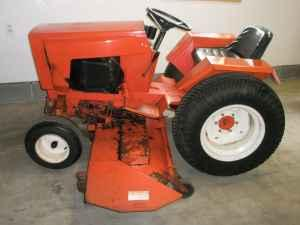 Case/Ingersoll 446 Compact Tractor - $2200 (Tatamy)