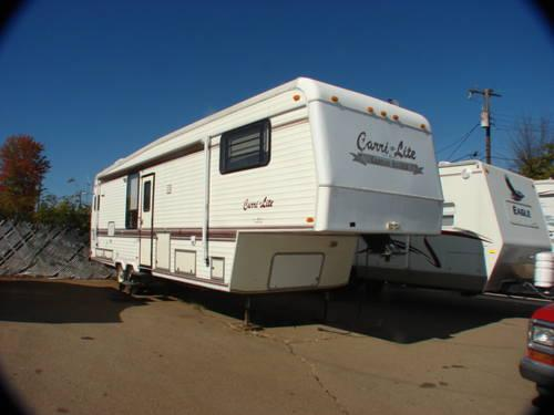 Cashay Carri Lite Carriage Fifth 5th Wheel For Sale In