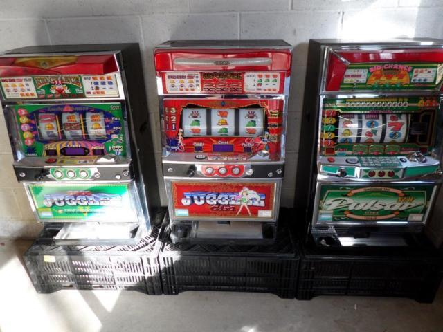 Casino-type Game Machines