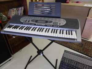 History Of The Piano: Casio CTK-573 61-Note Touch ...