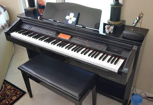 casio digital piano celviano al 150r mint like new for sale in naples florida classified. Black Bedroom Furniture Sets. Home Design Ideas