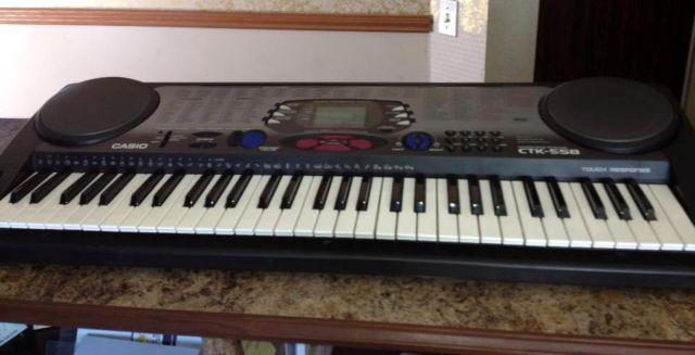 casio electronc piano keyboard for sale in phoenix arizona classified. Black Bedroom Furniture Sets. Home Design Ideas