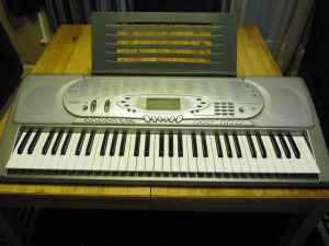 Casio full size Portable Keyboard w stand  throne - $200 Southend, Louisville