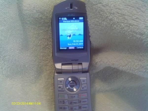 Casio G'zone Boulder cell phone - $50