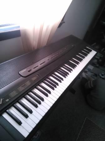casio keyboard piano musical instrument for sale in agawam massachusetts classified. Black Bedroom Furniture Sets. Home Design Ideas