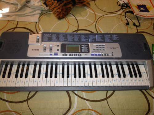 casio wk 200 electronic keyboard for sale in mesa arizona classified. Black Bedroom Furniture Sets. Home Design Ideas