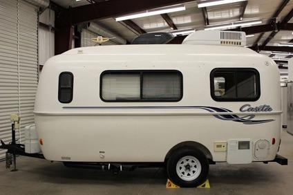 CASITA 2006 17 ft SPIRIT DELUXE camper fiberglass travel trailer