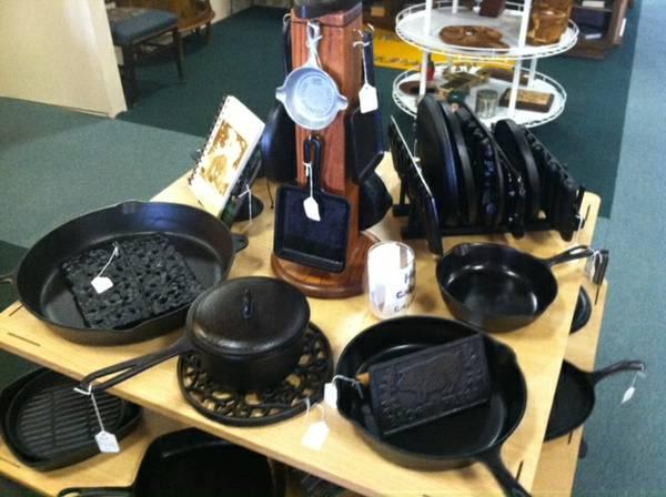 cast iron cookware sale for sale in gulf breeze florida classified. Black Bedroom Furniture Sets. Home Design Ideas