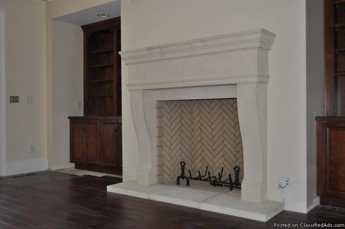cast stone fireplace surrounds for sale in suwanee