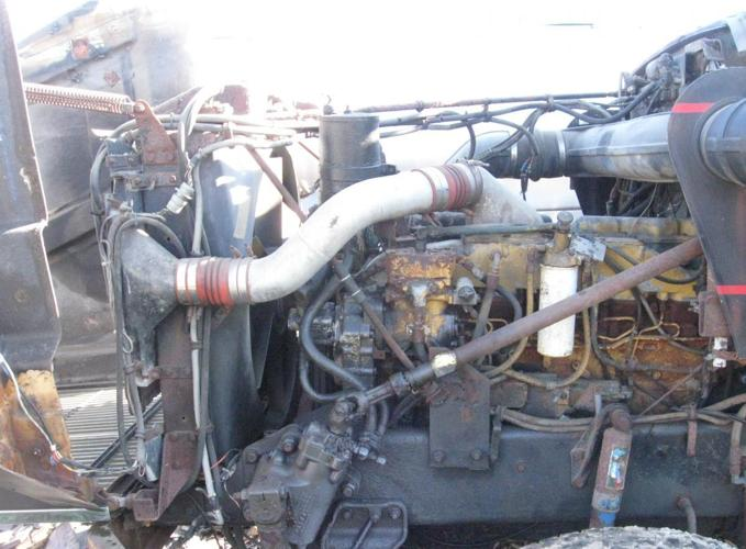 CAT 3406 B Engine