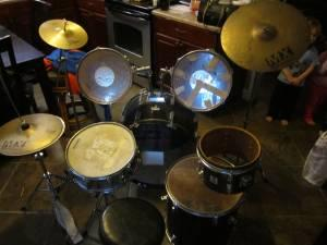 CB Performance Drum Set Double Bass - $100 Irvington