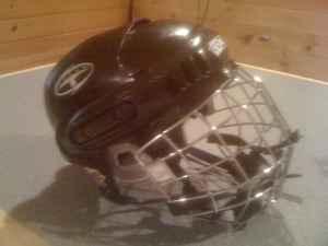CCM Hockey Helmet - Black - Junior - $40 Duluth