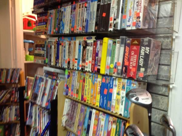 CDs, DVDs, VHS TAPES, RECORDS, ETC. for Sale in Cincinnati ...