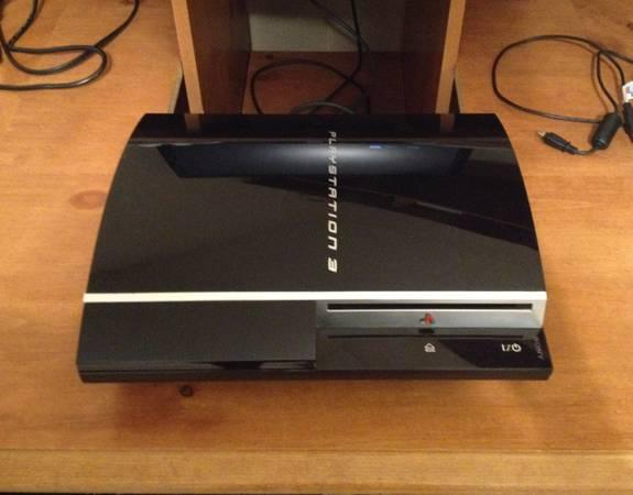 CECHK01 PS3 250 GB Rogero 4 46 CFW With GTA V - $200