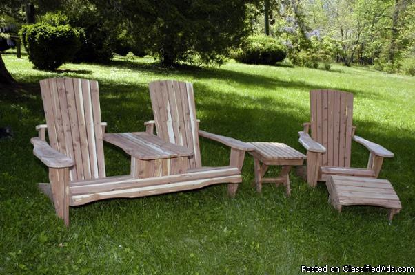 Cedar Adirondack Furniture For Sale In Charlottesville Virginia Classified
