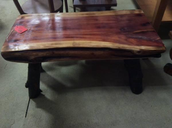 Cedar Bench - $199