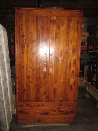 Cedar Wardrobe Armoire Norcross For Sale In