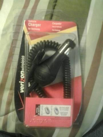 Cell phone car charger verizon wireless model
