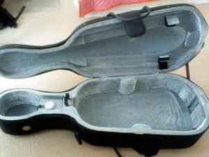 Cello hard case - full size $50 - $50 Forest, VA