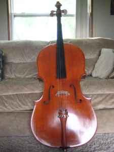 Cello, Intermediate - $2950 Omaha