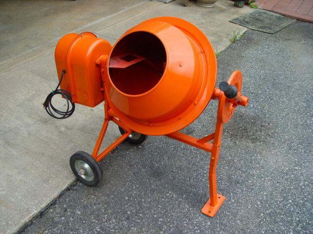 Cement Concrete Mixer 1 Cubic Yard For Sale In Dahlonega