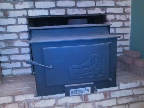 Centennial Wood Burning Fireplace Insert For Sale In Lemoore California Classified