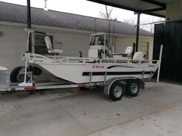 Center console aluminum boats boat in houston tx for Used fishing boats for sale in houston