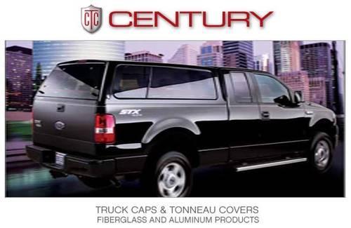 Fiberglass Camper Tops : Century fiberglass camper tops and tonneau covers official