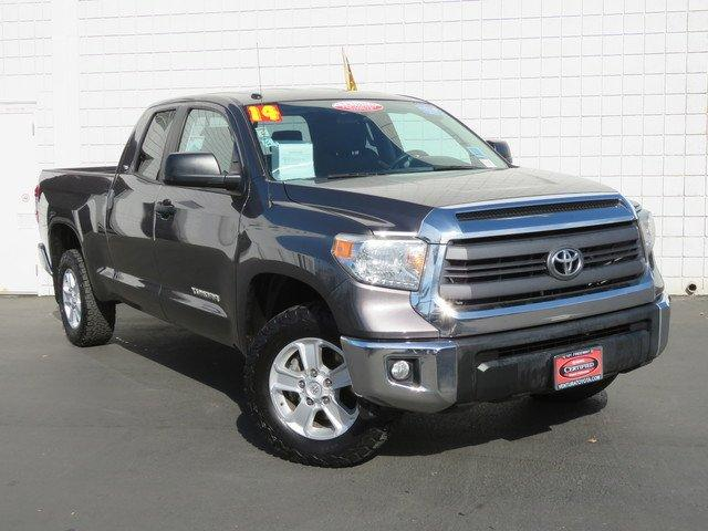 Certified 2014 Toyota Tundra 2WD Double Cab SR5