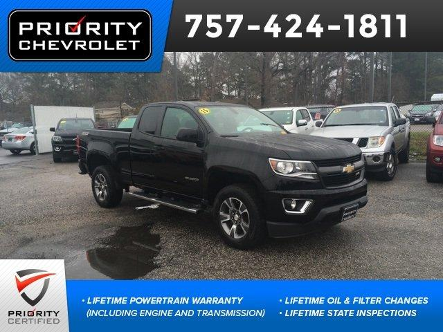 Certified 2015 Chevrolet Colorado Z71 Chesapeake, VA