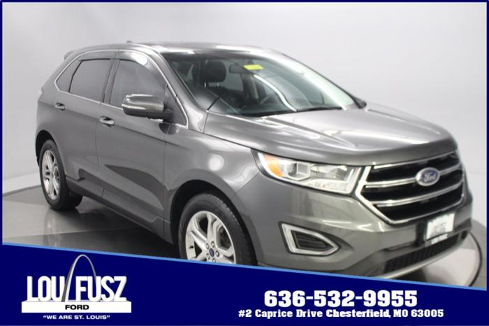 Certified 2015 Ford Edge AWD Titanium Chesterfield, MO