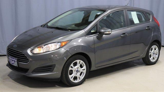 Certified 2015 Ford Fiesta SE Hatchback Youngstown, OH
