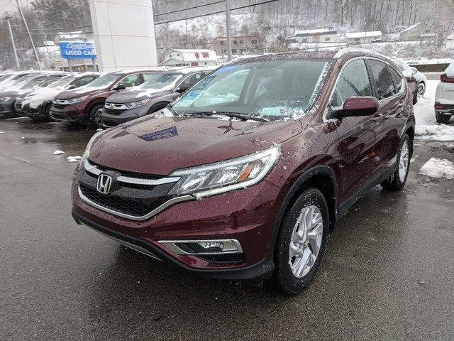 Certified 2015 Honda CR-V AWD EX-L GREENSBURG, PA 15601