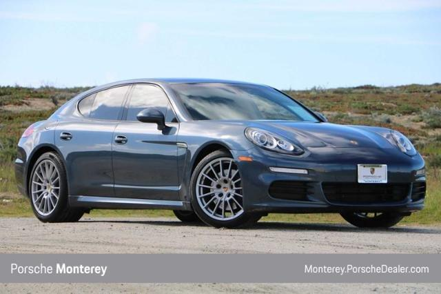 Certified 2015 Porsche Panamera Seaside, CA 93955