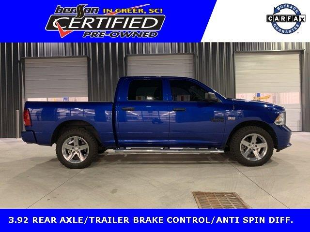 Certified 2015 RAM 1500 Express GREER, SC 29652