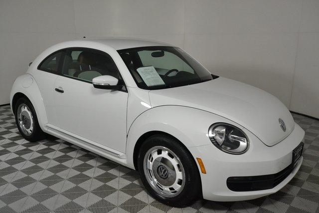 Certified 2015 Volkswagen Beetle 1.8T Coupe Seattle, WA