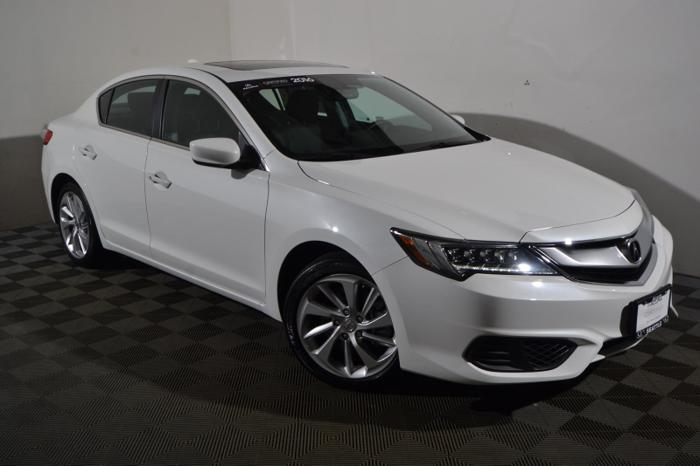 Certified 2016 Acura ILX w/ Premium Package Seattle, WA