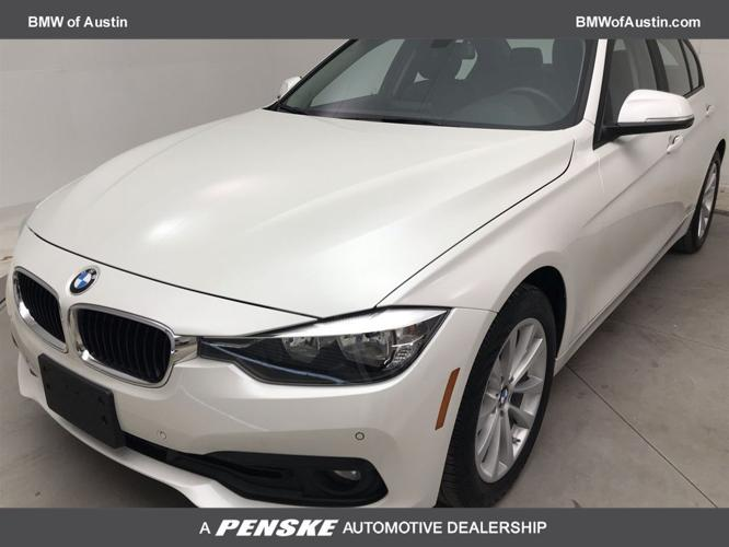 Certified 2016 BMW 320i Sedan Austin, TX 78729
