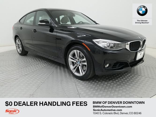 Certified 2016 BMW 335i Gran Turismo xDrive Denver, CO