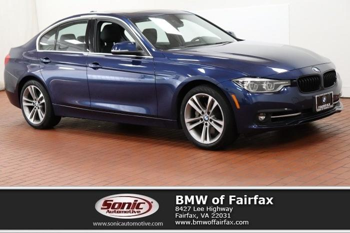 Certified 2016 BMW 340i Sedan Fairfax, VA 22031