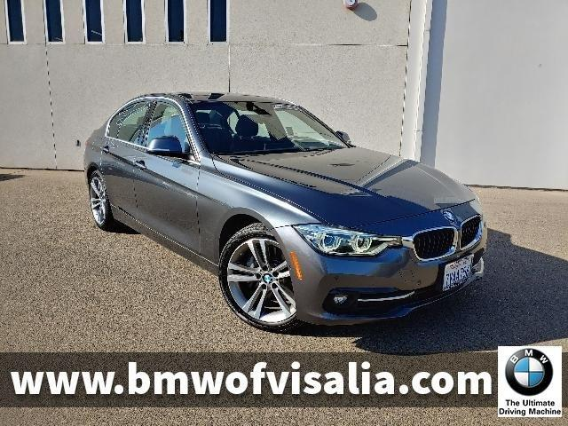 Certified 2016 BMW 340i Sedan Visalia, CA 93291
