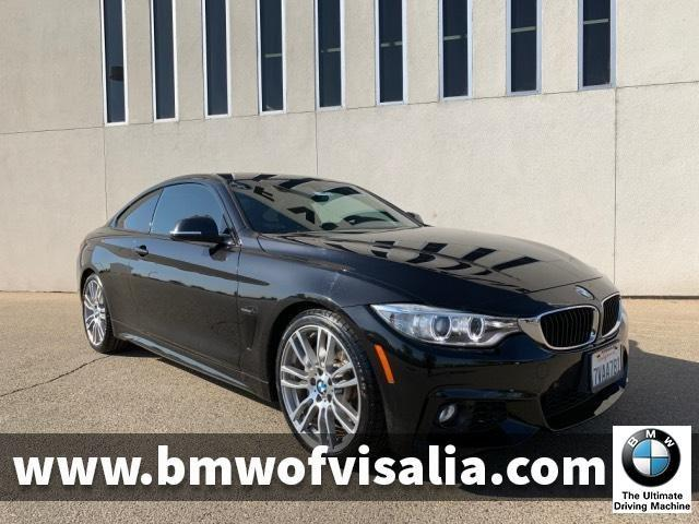 Certified 2016 BMW 428i Coupe Visalia, CA 93291