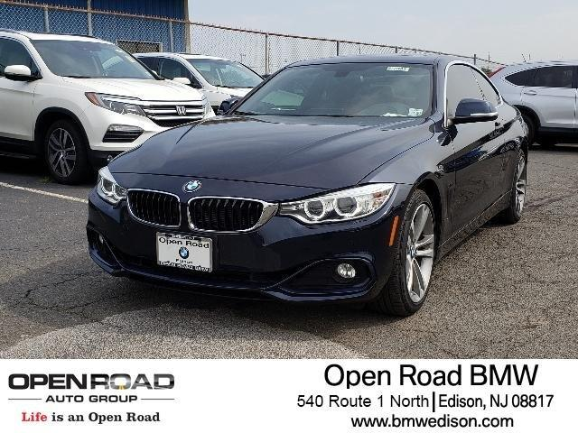 Certified 2016 BMW 428i xDrive Coupe EDISON, NJ 08817