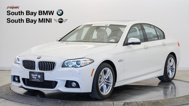 Certified 2016 BMW 528i Sedan TORRANCE, CA 90504
