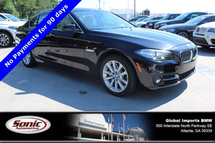Certified 2016 BMW 535i Sedan Atlanta, GA 30339