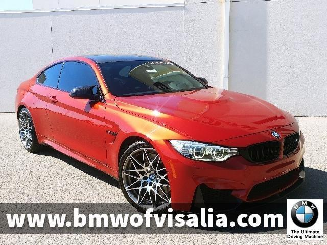 Certified 2016 BMW M4 Coupe Visalia, CA 93291